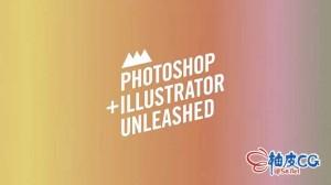 Photoshop & Illustrator专业设计流程全方位训练视频教程