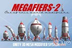 Unity网格顶点变形动画插件 MegaFiers 2 v1.19