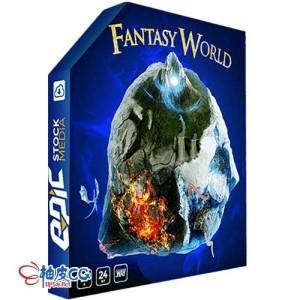 魔兽世界游戏电影幻想冒险氛围 WAV高品质音效素材