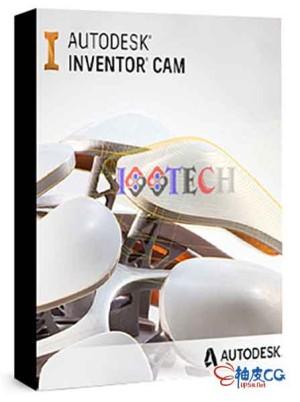 机械设计软件Autodesk InventorCAM Ultimate 2022.1中文 / 英文破解版