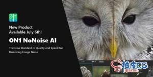 照片人工智能去噪软件ON1 NoNoise AI 2021 v16.0.0.10747破解版