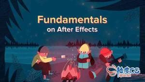 After Effects图片制作动画技术全面视频课程