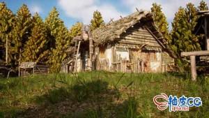 虚幻引擎Unreal Engine 5基础入门视频教程