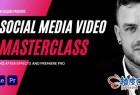 AE & Pr社交媒体视频编辑大师班视频课程