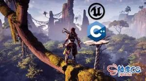 UE / Unreal Engine虚幻引擎C++创建射击游戏全面技术训练视频教程