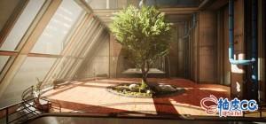 10周学习Maya / Unreal Engine游戏灯光照明艺术视频教程