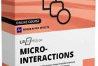 AE创建基于真实的微交互示例视频教程