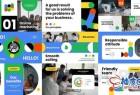 AE模板 商业博客品牌Instagram营销文字排版 Corporate Promo Titles 3 in 1