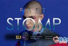 AE模板 简洁的拍手节奏感文字排版开片视频 Stomp Promo