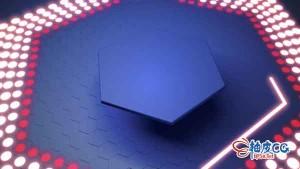 Cinema 4D & After Effects创建无缝HUD元素动画视频教程