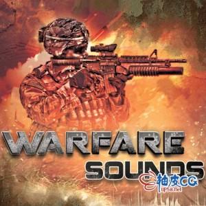 战争枪子弹弓箭科幻武器音乐环境脚步声WAV高品质无损音效素材
