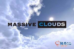 Unity渲染3D云插件 Massive Clouds - Screen Space Volumetric Clouds v4.1.1