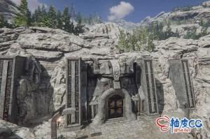 Unity矮人探险包 - 3A游戏高品质模块化地牢资产 Dwarven Expedition Pack v1.1