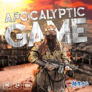世界末日游戏UI界面 WAV高品质RPG音效素材